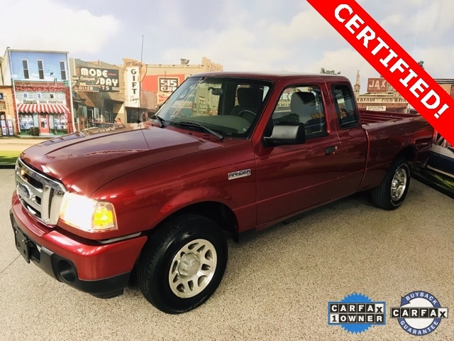 Photo Used 2010 Ford Ranger Truck Super Cab for sale in Carrollton, TX