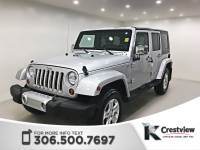 Pre-Owned 2009 Jeep Wrangler Unlimited Sahara 4WD Convertible