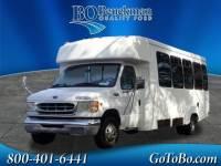 2002 Ford E-350 Shuttle Bus Goshen 27 Passenger Shuttle Truck near St. Louis, MO