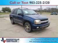Used 2002 Chevrolet TrailBlazer LT SUV