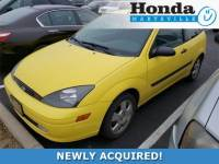 Used 2003 Ford Focus ZX3 Hatchback