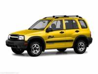 Used 2003 Chevrolet Tracker Hard Top SUV in Mishawaka