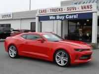 Certified 2017 Chevrolet Camaro 2LT Coupe