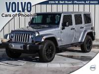 2013 Jeep Wrangler Unlimited Unlimited Sahara SUV