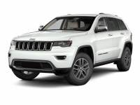 Certified Used 2017 Jeep Grand Cherokee Limited 4x4 SUV For Sale in Dublin CA