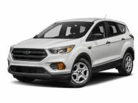 2018 Ford Escape SEL SUV EcoBoost I4 GTDi DOHC Turbocharged VCT