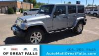 Used 2014 Jeep Wrangler Unlimited Sport Utility in Great Falls, MT