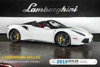 Used 2018 Ferrari 458 Italia Spider For Sale Richardson,TX | Stock# L1170 VIN: ZFF80AMA2J0227902