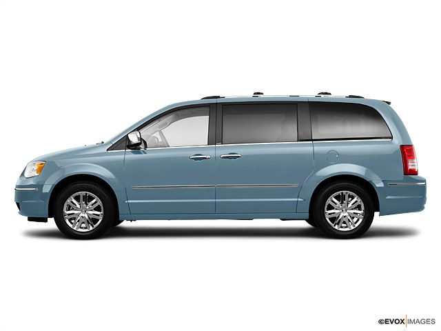 Photo Pre-Owned 2010 Chrysler Town  Country LX Van in Greenville SC