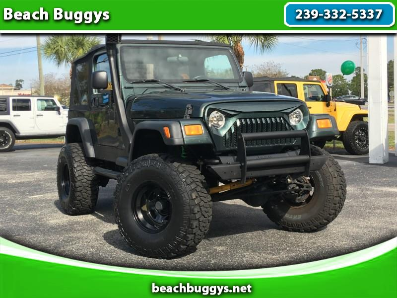 Photo 2004 Jeep Wrangler SE