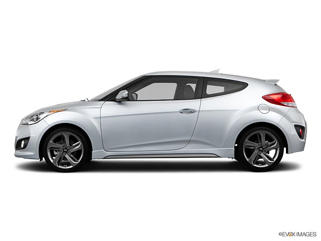 Photo Used 2013 Hyundai Veloster Turbo with Black Int For Sale in Doylestown PA  KMHTC6AEXDU172211
