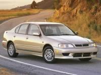 2001 INFINITI G20 Luxury Sedan 4 cyls