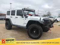 2012 Jeep Wrangler Unlimited Unlimited Rubicon SUV V-6 cyl