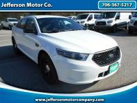 2017 Ford Taurus Police FWD