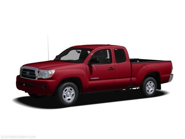 Photo Used 2009 Toyota Tacoma X-Runner V6 Truck Access Cab in Eugene