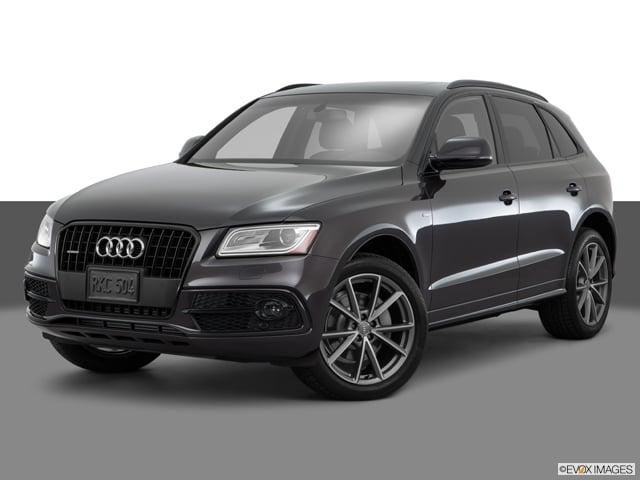 Photo Certified Pre-Owned 2016 Audi Q5 Premium Plus quattro 2.0T Premium Plus Near Palo Alto, CA