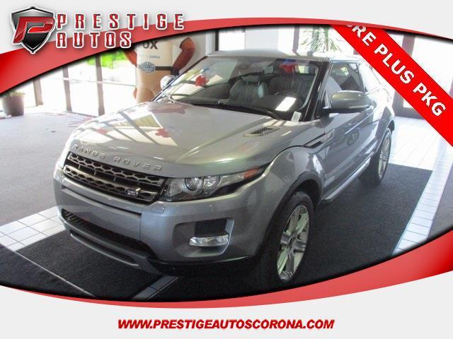 Photo 2013 Land Rover Range Rover Evoque Pure Premium 3-Door