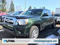Used 2012 Toyota Tacoma Access Cab Truck Access Cab in Eugene