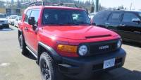 Used 2012 Toyota FJ Cruiser 4x4 AT SUV in Springfield