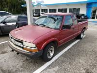 Pre-Owned 2001 Chevrolet S-10 LS RWD Standard Bed