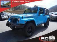2017 Jeep Wrangler JK Sahara 4x4 SUV in Boone