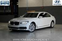 Used 2016 BMW 7 Series 4dr Sdn 740i RWD Sedan in Miami