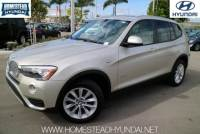 Used 2017 BMW X3 sDrive28i Sports Activity Vehicle SUV in Miami
