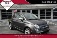 Used 2017 FIAT 500 Lounge Hatchback in Miami