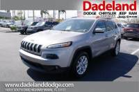 Certified Used 2017 Jeep Cherokee Latitude SUV in Miami