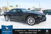 Pre-Owned 2011 Chevrolet Camaro 1LT /Winter Tires and Rims RWD 2dr Car