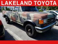Pre-Owned 1990 Ford F-250