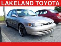 Pre-Owned 1998 Toyota Corolla