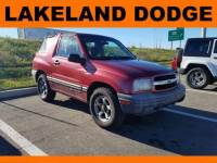 Pre-Owned 2000 Chevrolet Tracker
