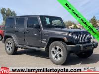 Used 2017 Jeep Wrangler Unlimited For Sale | Peoria AZ | Call 602-910-4763 on Stock #90518D