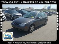 2007 Ford Focus Hatchback For Sale in Madison, WI