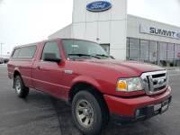 2007 Ford Ranger REGULAR-SHORT-XLT-2WD-CD PLAYER-KEYLESS ENTRY Truck Regular Cab