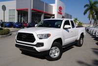 2018 Toyota Tacoma SR RWD Extended Cab Pickup