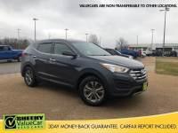 2014 Hyundai Santa Fe Sport 2.4L SUV I-4 cyl