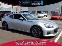 Pre-Owned 2015 Subaru BRZ Limited Coupe in Jacksonville FL