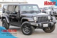 2016 Jeep Wrangler Unlimited Sahara Backcountry Hard Top 4x4 w/ Leather & Rear Locker