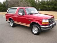 1996 Ford Bronco Eddie Ba