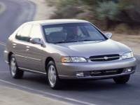 Used 1999 Nissan Altima 4dr Sdn SE Auto for Sale in Temecula