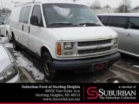 2000 Chevrolet Express Van G2500HD Minivan/Van Vortec V8 SFI