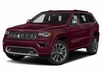 2018 Jeep Grand Cherokee Overland 4x4 SUV