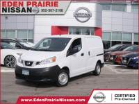 Certified Pre-Owned 2018 Nissan NV200 Compact Cargo S FWD Mini-van Cargo