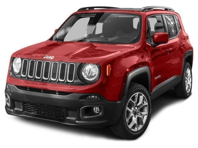 Photo Certified Pre-Owned 2015 Jeep Renegade Latitude 4x4 SUV For Sale Toledo, OH