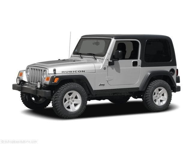 Photo Used 2004 Jeep Wrangler 2dr X SUV For Sale in Seneca, SC