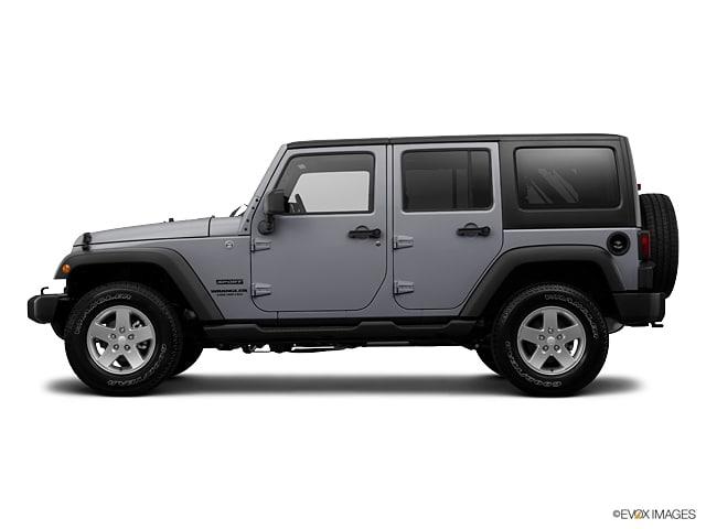 Photo Used 2013 Jeep Wrangler Unlimited Sport For Sale in Daytona Beach, FL