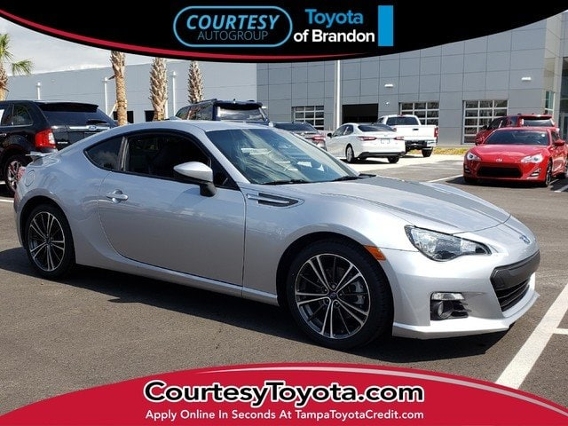 Photo Pre-Owned 2015 Subaru BRZ Limited Coupe in Jacksonville FL