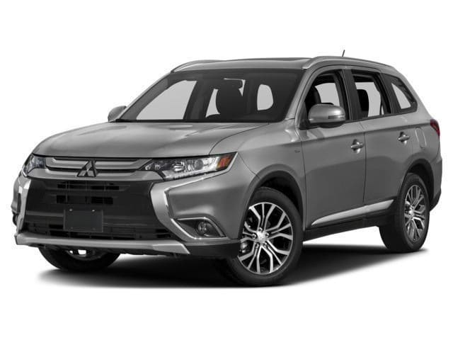 Photo 2017 Used Mitsubishi Outlander For Sale in Moline IL  Serving Quad Cities, Davenport, Rock Island or Bettendorf  P19100